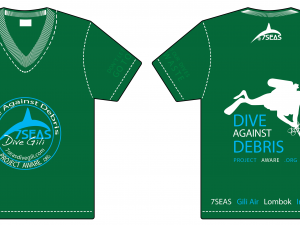 A Donate At Debris Against Shirt Project To Dive 7seas Buy T And 0OknwP