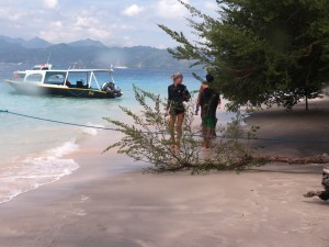 join us in our beach clean up every Friday at blue marine dive.