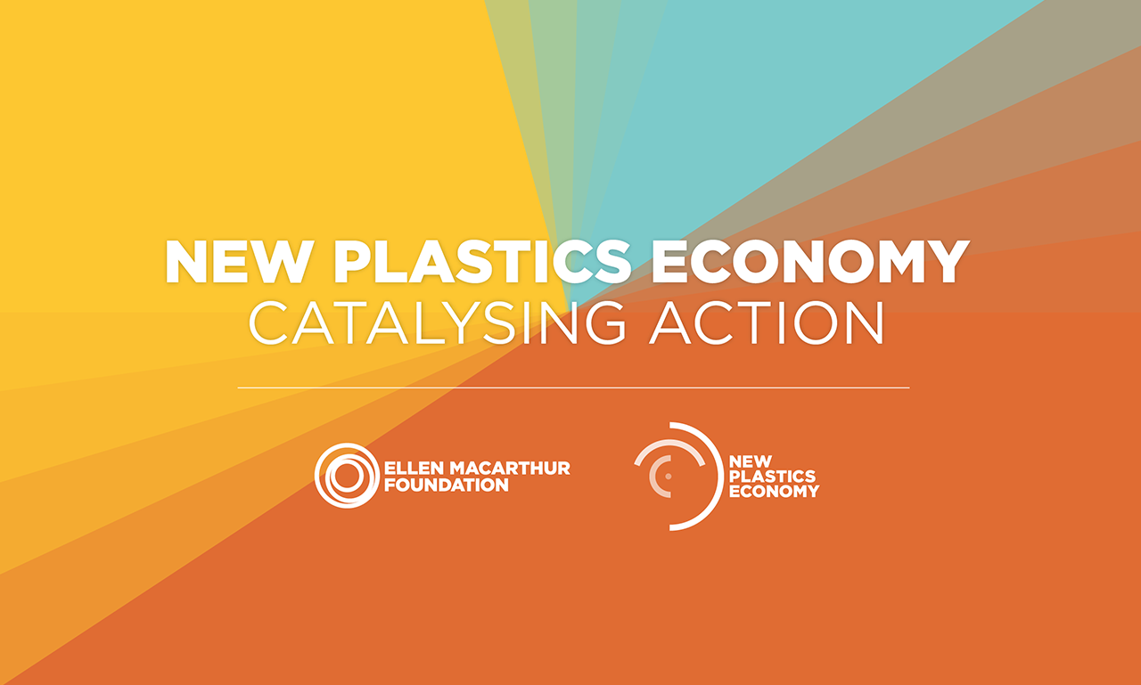 Image of  new report The New Plastics Economy: Catalysing action