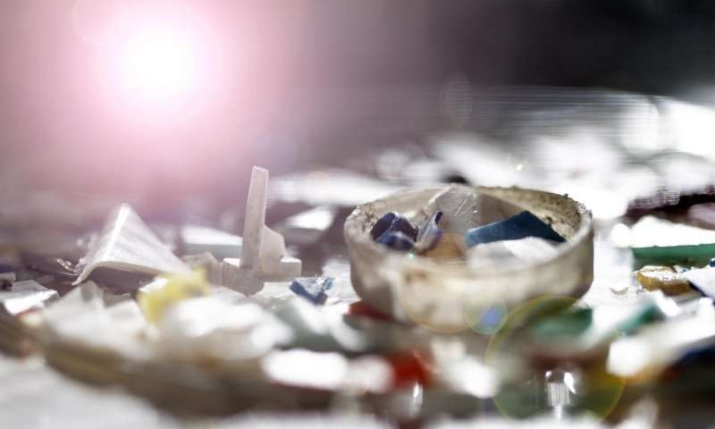 Image Microplastics Plymouth University