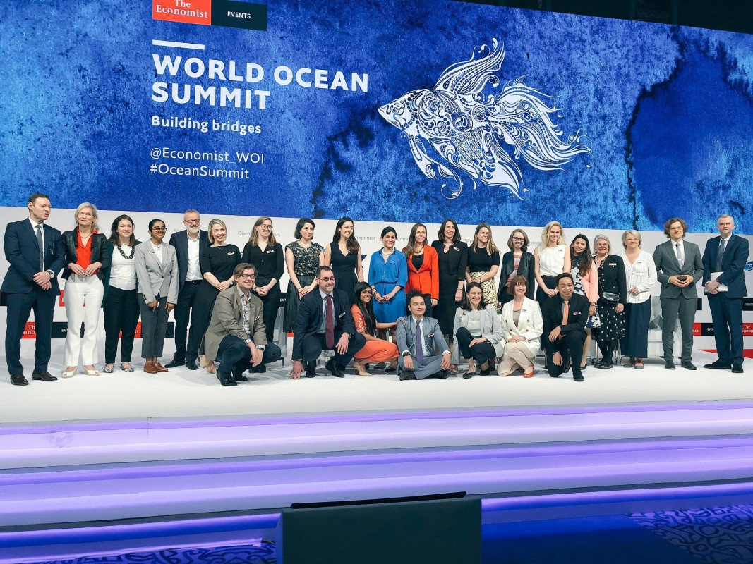 image of the economist world ocean summit 2019
