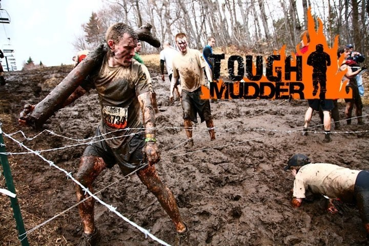 Taking on the Tough Mudder for Sharks & Rays