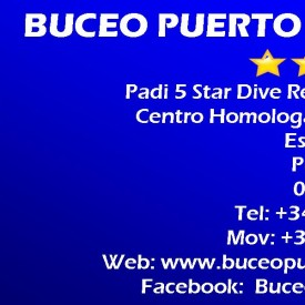 Profile picture for user Buceo Puerto Javea