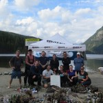 Project Aware dive at Buntzen lake