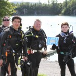 Committed and ready to promote Environmentally sound dive practices!