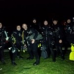 Perth Scuba Manta Club night divers