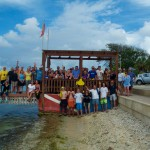 Karel's Pier Clean-Up, Bonaire