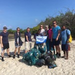 Fisherman Island beach clean up