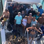 4,012 pounds of marine debris removed!