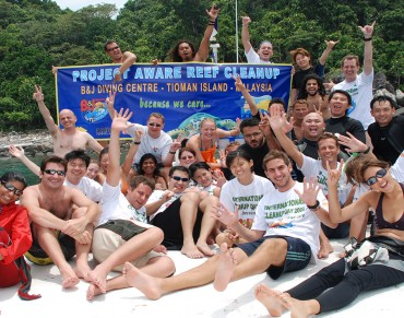 Community Spotlight: B&J Diving, Malaysia