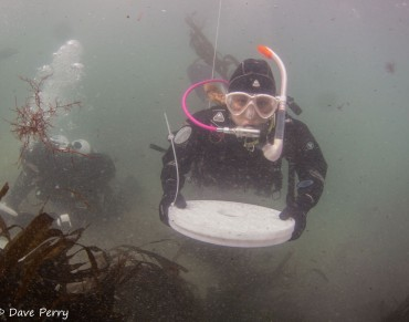 Dive Against Debris® Volunteer Encourages Women to Dive