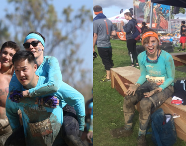 Mud matters. Project AWARE team get Tough with the Tough Mudder!