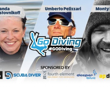 Are you ready to #GoDiving?