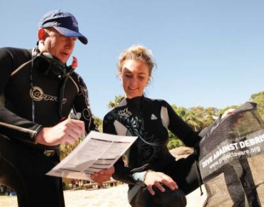 Divers are our Top Citizen Scientists in the Marine Environment