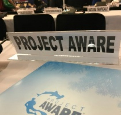 image of Project AWARE at CMS CoP12